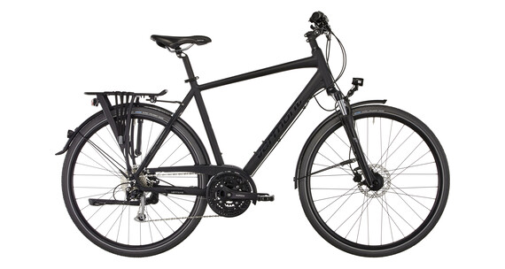 Vermont Eaton Bicicletta da trekking Uomo nero